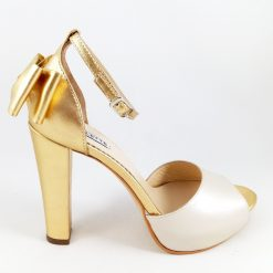Alice (funde spate) - Sandale piele naturala