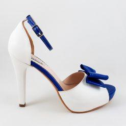 Alice - Sandale mireasa, piele naturala