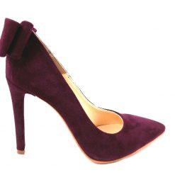 Allure - Pantofi Stiletto Piele Naturala