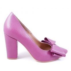 Distinct - Fructe de padure - Pantofi piele naturala