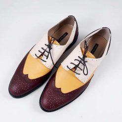 Pantofi barbati - Color Mix - Derby