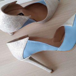 Vision - Blue Pearl - Pantofi piele naturala