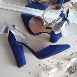 Royal Allure - Pantofi piele naturala