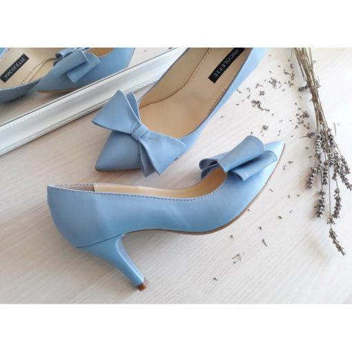 Pantofi El & Ea - pantofi cuplu - pantofi barbati brogues wingtip - pantofi asortati - piele naturala